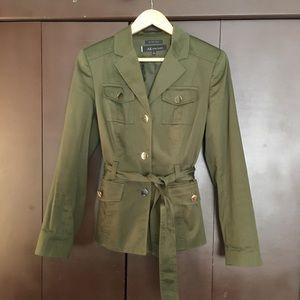 Anne Klein Bomber Jacket